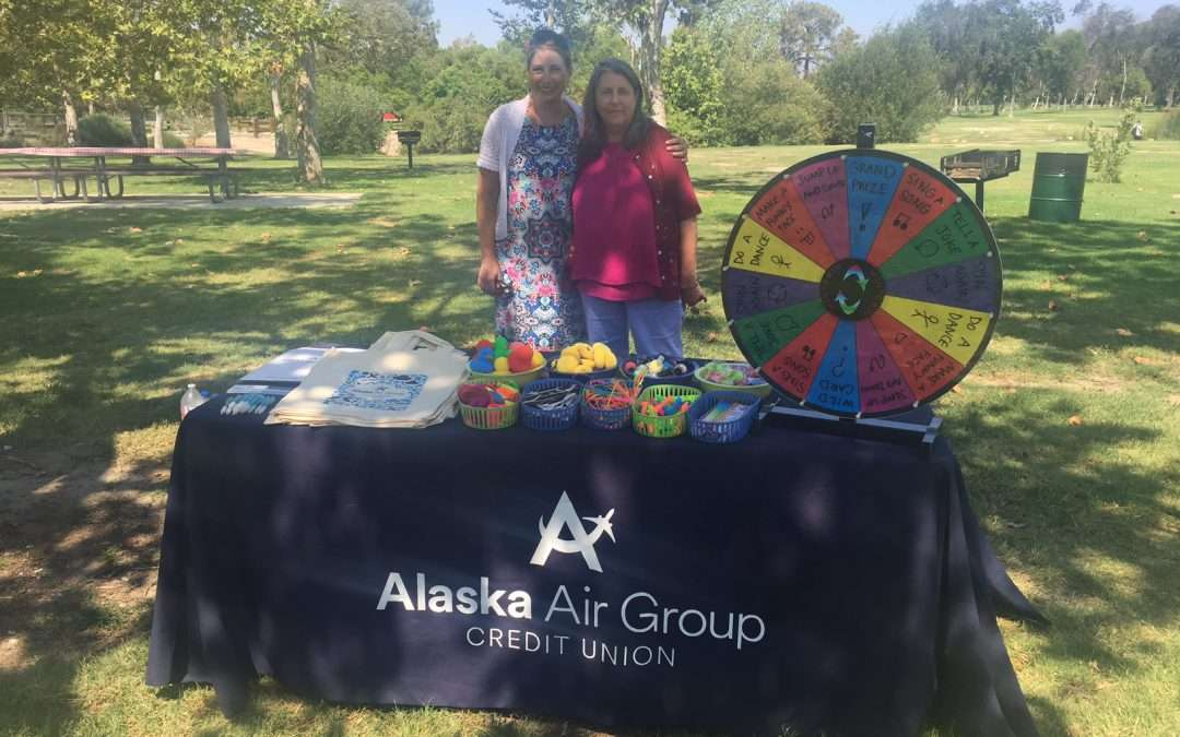 Alaska Air Group Credit Union says 'Goodbye' to Susan Williams After 26 Years