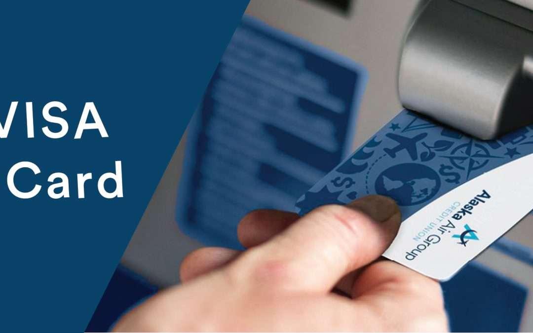 Your Visa Debit Card