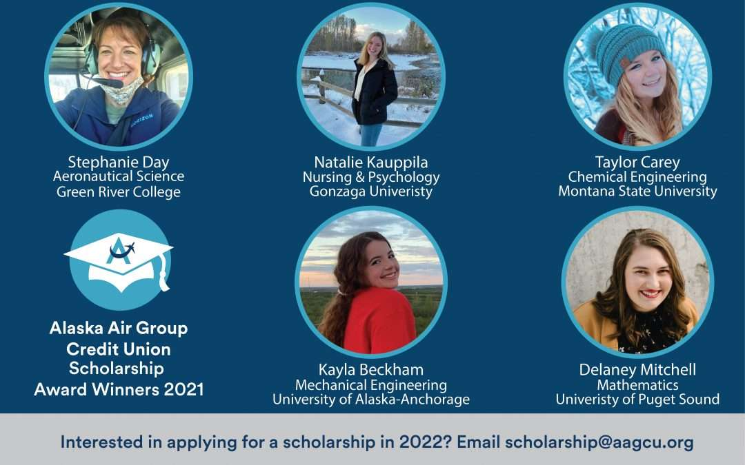 2021 Scholarship Award Winners